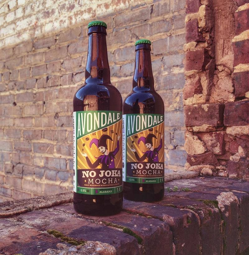 Avondale Birmingham Al: Avondale Brewing Prepares For Winter Release Of No Joka