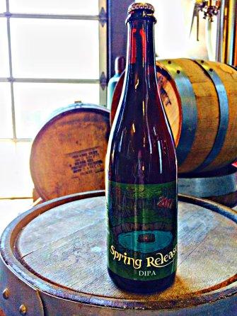 2017 Spring Release bottle