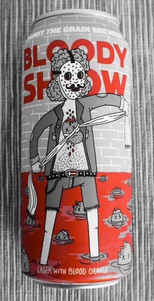 Tasting Notes: Bloody Show from Against the Grain Brewery ...