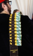 We can't think of anything more awesome than a bandolier of Underberg.