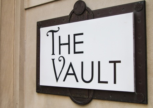 Constructed in 1923 as The Exchange National Bank, The Vault is now a unique and versatile venue located in the heart of Tampa's Downtown Arts District.
