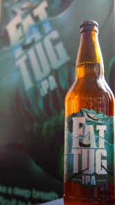 Driftwood Brewery (Victoria, British Columbia) was on hand to showcase their Fat Tug IPA, an intense Northwest-style India Pale Ale brewed with the hop aficionado in mind.