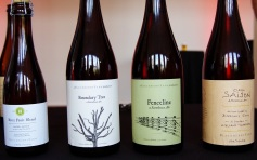 The beautiful Farmhouse Ales of Blackberry Farm Brewery (Walland, Tennessee) were in attendance.