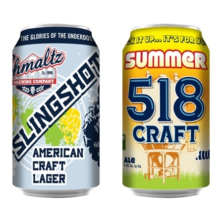 ShmaltzBrewing2cans