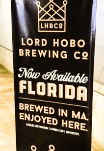 Florida hop heads, rejoice! Lord Hobo is here.