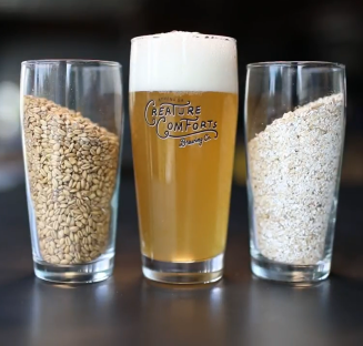 CCBCTableBeerPour