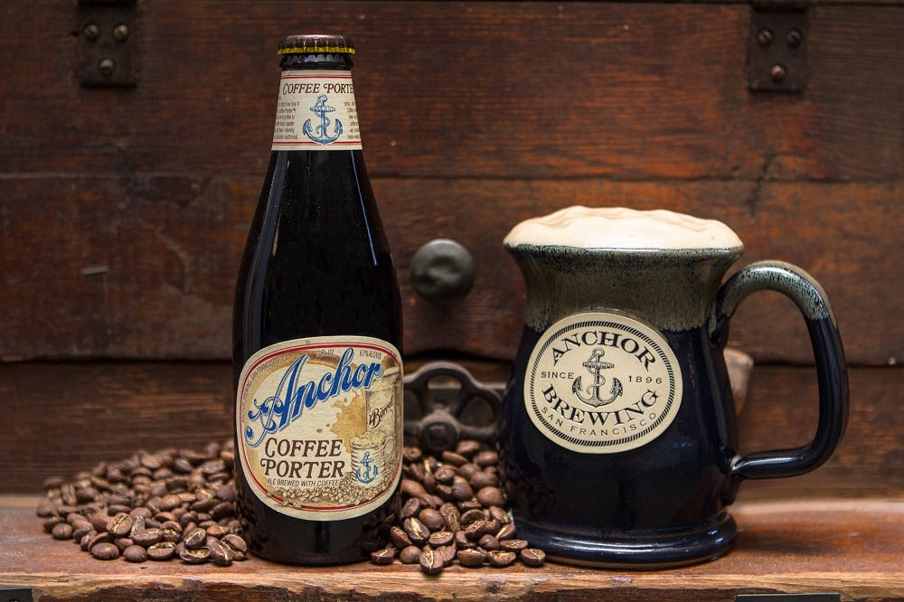 Anchor Brewing Co. | Mashing In