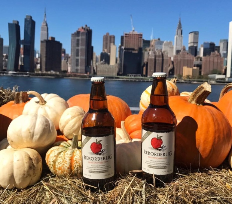 Rekorderlig Cider   Mashing In