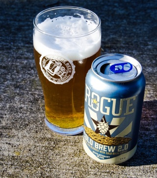 Tasting Notes: Cold Brew 2 0 from Rogue Ales | Mashing In