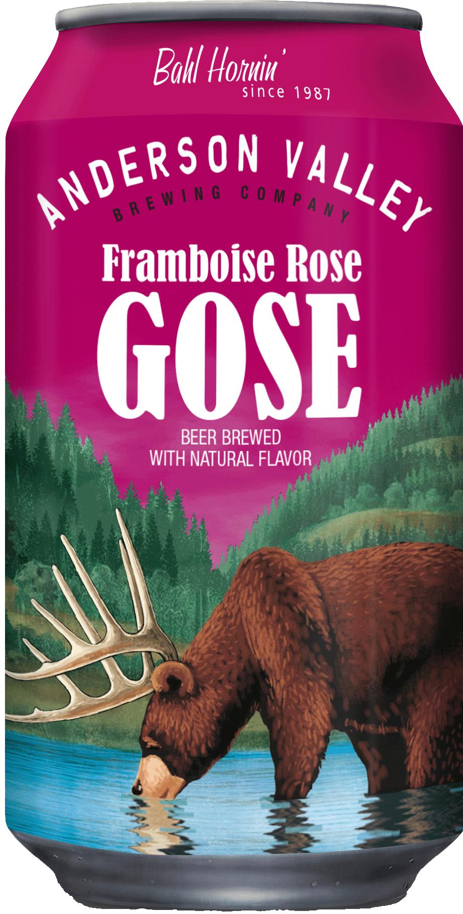 Rose-Gose
