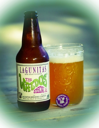 Tasting Notes: The Waldos' Special Ale from Lagunitas