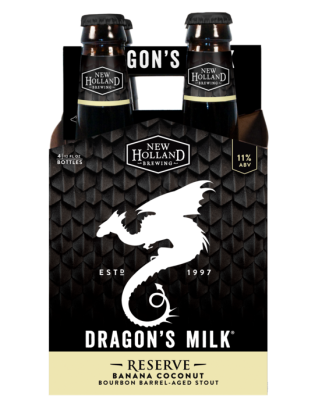 Dragon's Milk Reserve - Banana Coconut