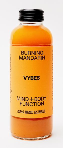 Burning Mandarin VYBES