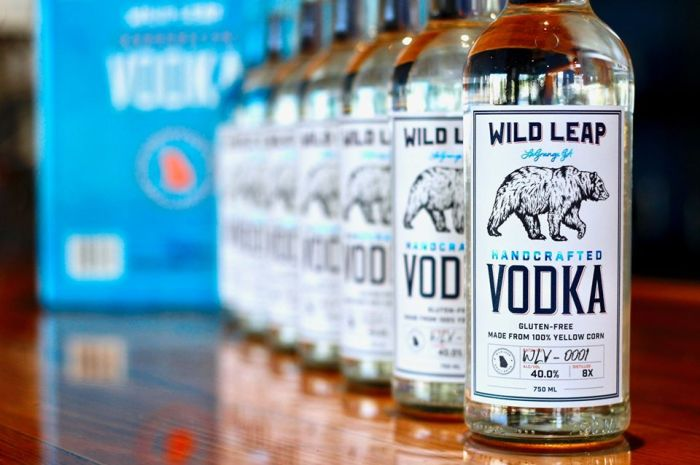 WildLeapVodka