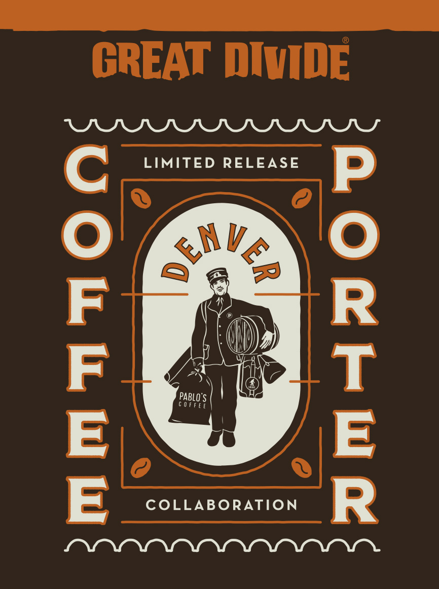 Coffee-Porter-Label