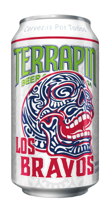 3D Los Bravos 12oz Can 121119RGB Transparent