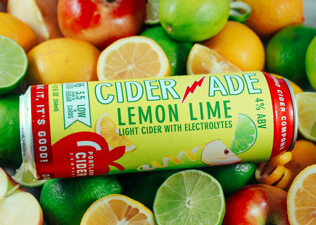 Ciderade on Fruit