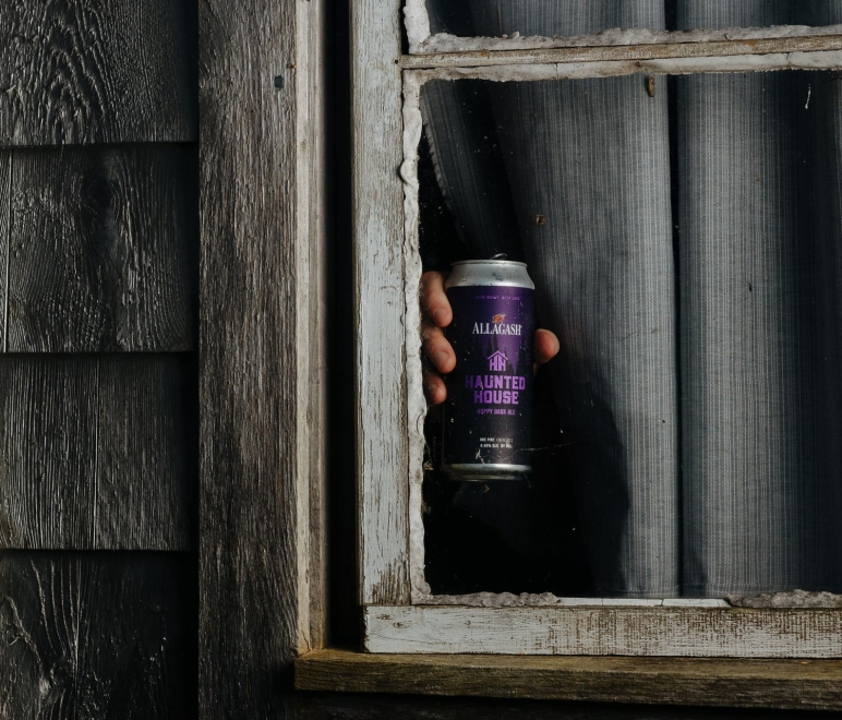 Portland Maine Halloween 2020 Allagash Haunted House Hoppy Dark Ale Returns In Time for